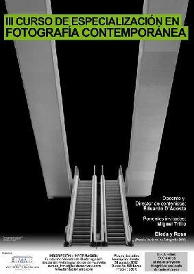 III Taller de Especialización en Fotografía Contemporánea Madariaga