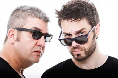 Humor: Dani & Flo - vuelvenNOvuelven en Fibes Sevilla