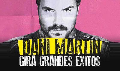 Concierto: Dani Martín en el Auditorio Rocío Jurado de Sevilla 2018