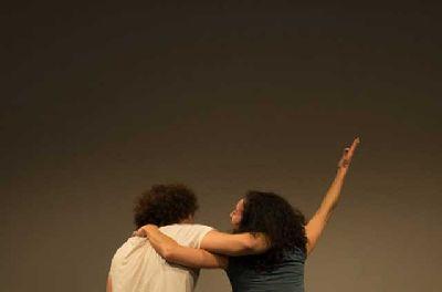 Danza: 1000 Km. Hombre Salvaje en el Centro de las Artes de Sevilla (CAS)