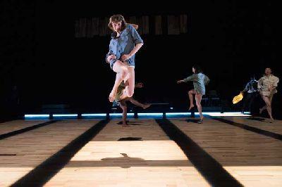 Danza: Achterland en el Teatro Central de Sevilla