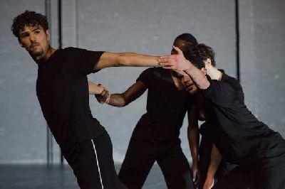 Danza: A Love Supreme en el Teatro Central de Sevilla