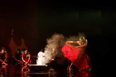 Danza: El amor brujo en el Teatro de la Maestranza de Sevilla