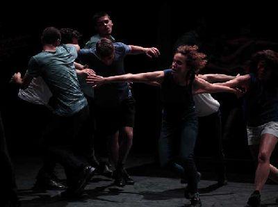 Danza: Auguri en el Teatro Central de Sevilla
