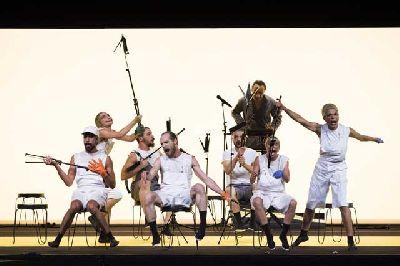 Danza: Bacantes en el Teatro Central de Sevilla