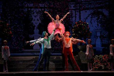 Danza: La bella durmiente en el Teatro de la Maestranza de Sevilla