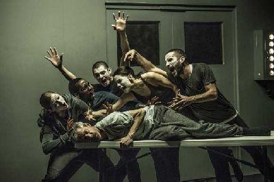Danza: Betroffenheit en el Teatro Central de Sevilla