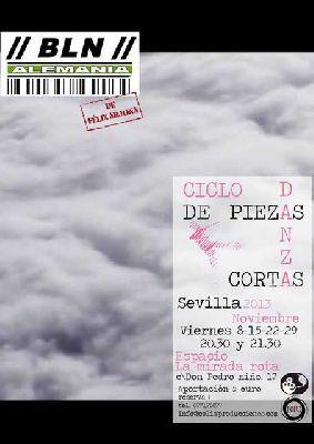 Danza: BLN (Alemania) en La Mirada Rota Sevilla