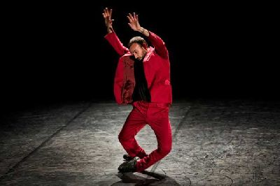 Danza: piezas cortas en ¡Ahora danza! en el CICUS Sevilla