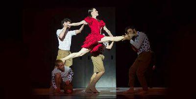 Danza: Carmen en el Teatro Lope de Vega de Sevilla