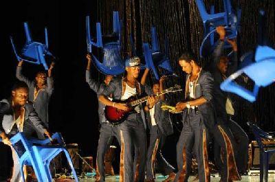Danza: Coup Fatal en el Teatro Central de Sevilla