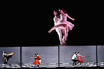 Danza: Danse in Blue en La Imperdible de Sevilla