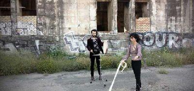 Danza: Domando a Pinball en el Centro de las Artes de Sevilla (CAS)