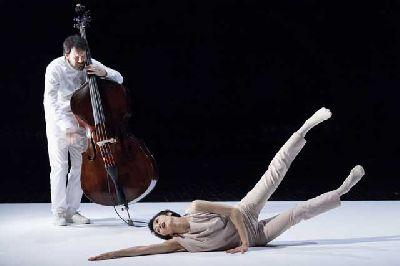Danza: Double Bach en el Teatro Central de Sevilla