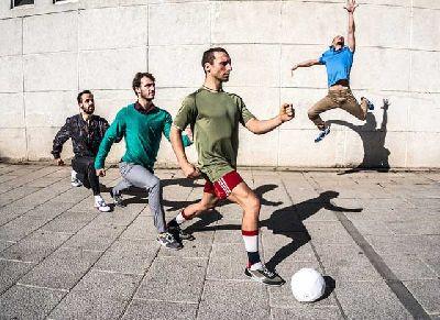 Danza: El Olimpo no es aquí en el Teatro Central de Sevilla
