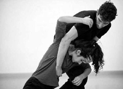 Danza: Eran casi las dos en ¡Ahora danza! en el CICUS Sevilla