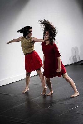 Danza: Error, versión beta en el Centro de las Artes de Sevilla (CAS)