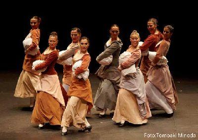Danza: Fuenteovejuna por la Compañía de Antonio Gades en Sevilla