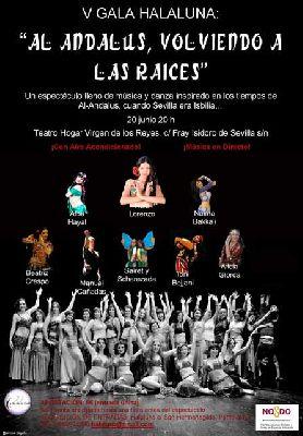V Gala de Danza Halaluna en Teatro Virgen de los Reyes Sevilla