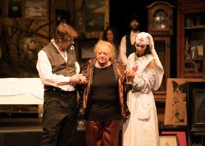 Danza: Guerra y trementina en el Teatro Central de Sevilla