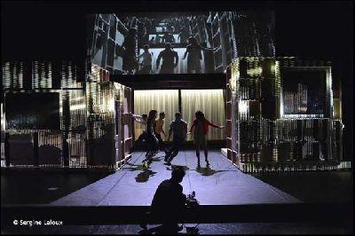 Danza: Hors-Champ en el Teatro Central de Sevilla