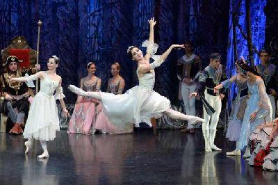 Danza: Ballet Imperial Ruso en el Cartuja Center de Sevilla 2019