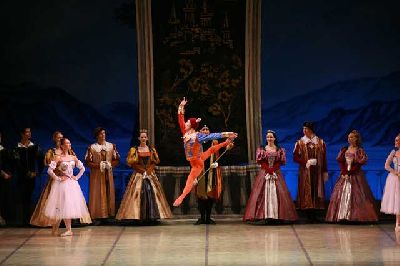 Danza: El lago de los cisnes en el Teatro de la Maestranza de Sevilla 2017