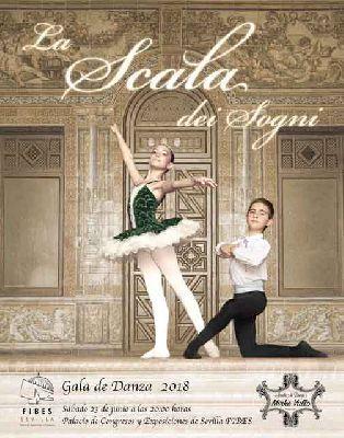 Danza: La scala dei sogni en Fibes Sevilla 2018