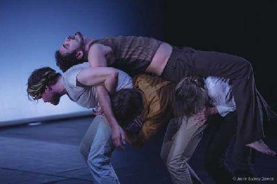 Danza: La voz de nunca en el Centro TNT-Atalaya de Sevilla