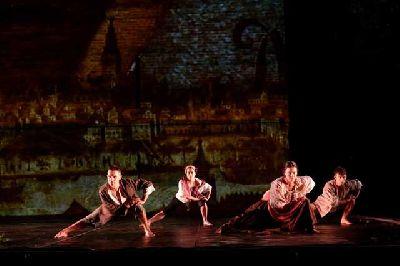Teatro: Los niños de Murillo en la Torre de don Fadrique Sevilla