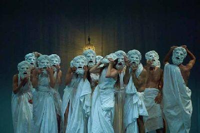 Danza: Monte Olimpo en el Teatro Central de Sevilla