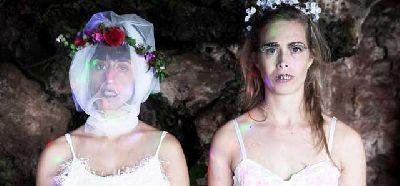 Foto del espectáculo A muerte de Hermanas Gestring