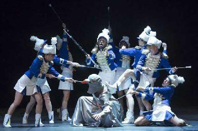Danza: Normas Belgas en el Teatro Central de Sevilla