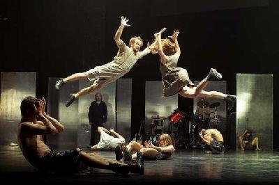 Danza: Oedipus / bêt noir en el Teatro Central Sevilla
