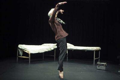 Danza: Oye Yoe. Síndrome de ausencia en Sala Cero Sevilla