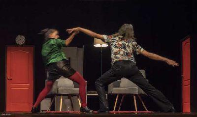Danza: El Paraíso de los necios en el Teatro Central de Sevilla
