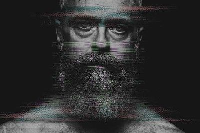 Foto promocional de Parece nada de Guillermo Weickert