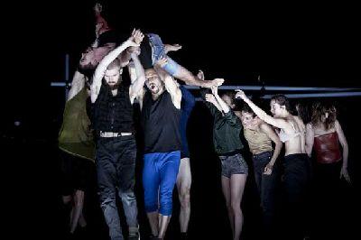 Danza: Protagonist en el Teatro Central de Sevilla