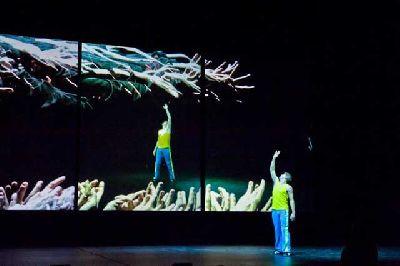 Danza: Proximity en el Teatro Central de Sevilla