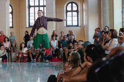 Danza: Danza Real Ya en ¡Ahora danza! en el CICUS Sevilla