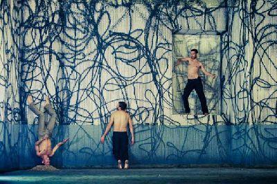 Danza: Reconstrucción en el Teatro Central de Sevilla