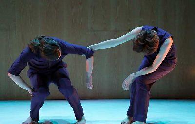 Foto del espectáculo de danza Serenity Suite de la compañía Matxalen Bilbao