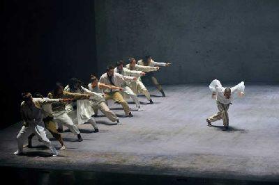 Danza: Sun en el Teatro Central de Sevilla