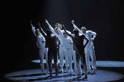 Danza: Barbarians en el Teatro Central de Sevilla