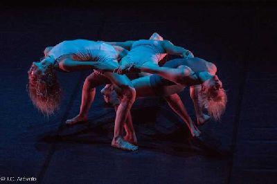 Danza: The Sacrifice of Giants en el Centro TNT-Atalaya de Sevilla