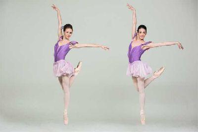 Foto de Who Cares? de la compañía Tulsa Ballet