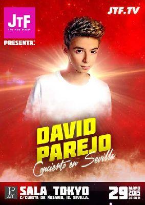 Concierto: David Parejo en Sala Selfie Sevilla