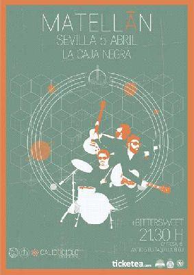 Concierto: Davile Matellán en la Sala Malandar de Sevilla