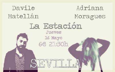 Concierto: Davile Matellán en La Estación de Sevilla