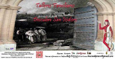 Talleres para familias en San Isidoro del Campo (Santiponce)